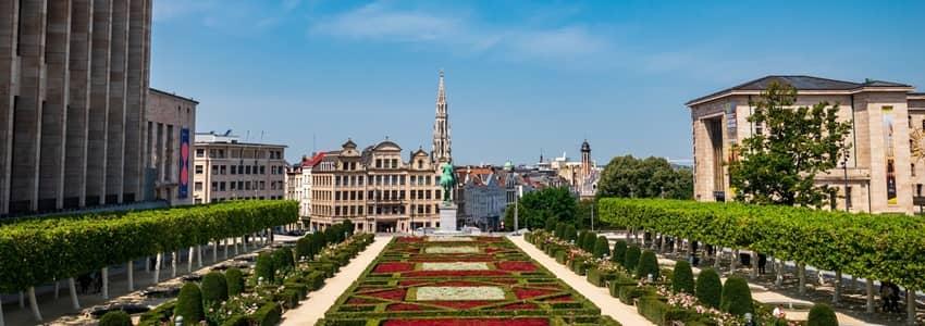 Brüssel Hotels