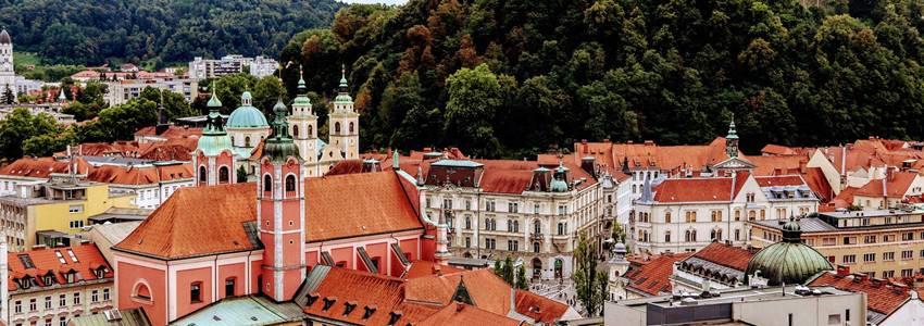 Ljubljana Reiseführer - Sehenswürdigkeiten, Tipps, Empfehlungen